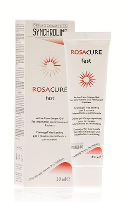 Synchroline Rosacure fast gel-krema 40 ml