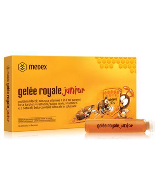Gelee Royal Junior ampule, 10x9ml/250mg