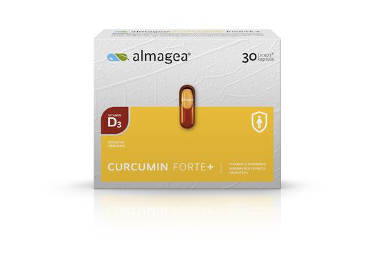 Almagea Curcumin Forte+, 30 kapsula
