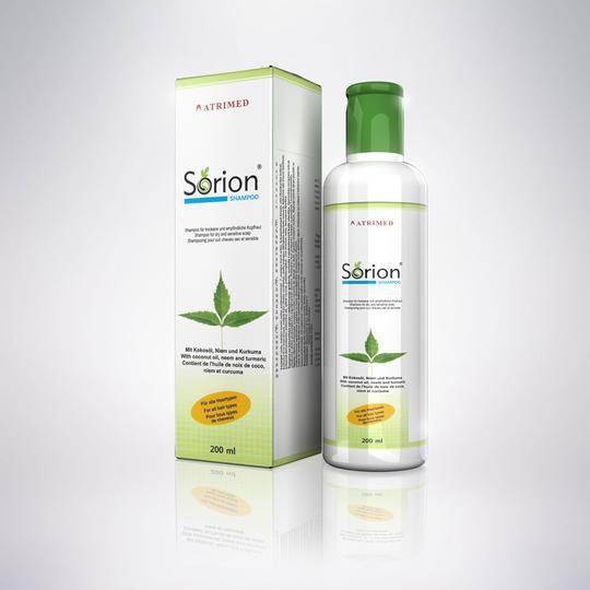 Sorion šampon 200 ml