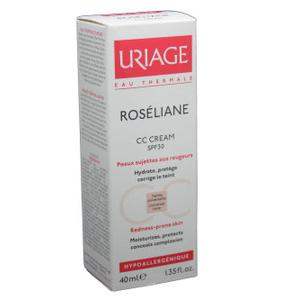 Uriage Roseliane CC krema SPF30 40 ml