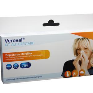 Vetoval test za otkrivanje alergija