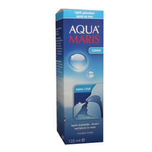 Aqua maris clean sprej za nos 125 ml