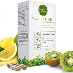 Vitamin C MF - 30 kapsula