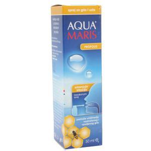 Aqua maris propolis sprej za grlo i usta 50 ml