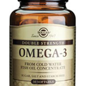 Solgar omega double strenght 30 kapusla