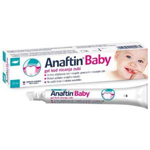 Anaftin baby gel 12%  10 ml