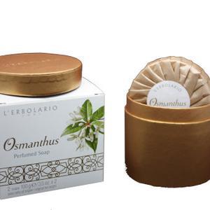 Lerbolario Osmanthus sapun 2x100 g