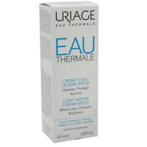 Uriage Eau Thermale lagana krema SPF 20   40 ml