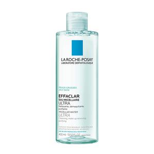 La Roche-Posay Effaclar micelarna voda 400 ml