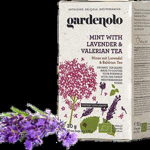 Gardenolo čaj metvica,lavanda i valerijana 20 filter vrećica