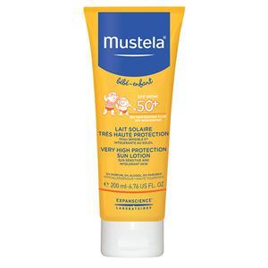 Mustela sun mlijeko SPF50  200 ML