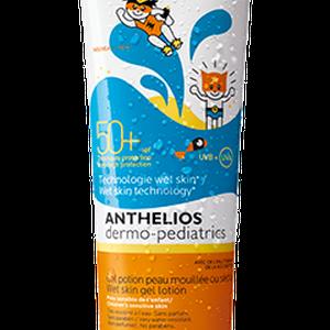 La Roche Posay Anthelios XL Dermo-Pediatrics Gel-losion za mokru kožu SPF50+ Wet skin za djecu 250ml