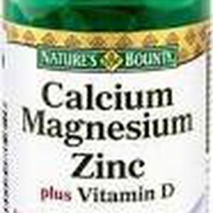 Nature's Bounty kalcij magnezij cink 100 tableta
