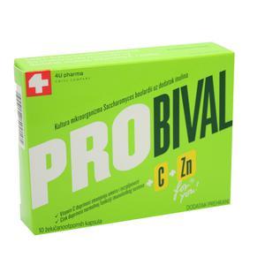 Probival kapsule + cink+c vitamin 10 kapsula