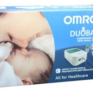 Omron duo baby inhalator+aspirator
