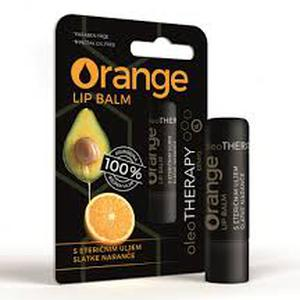 Oleo therapy lip balm orange