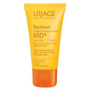 Uriage Bariesun SPF 50  tonirana krema CLAIRE 50 ml