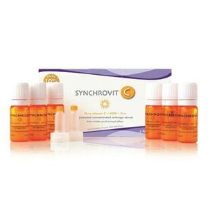 Synchrovit C serum ampule 6x5 ml