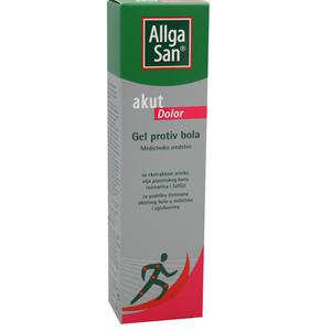 Allga san akut dolor gel protiv bolova 100 ml