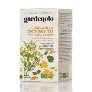 Gardenolo čaj kamilica i matičnjak 20 filter vrećica