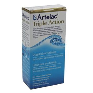 Artelac triple action kapi 10 ml