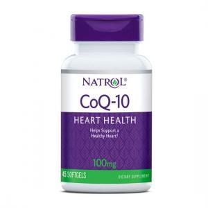 Natrol Q10   100 mg  60 kapsula