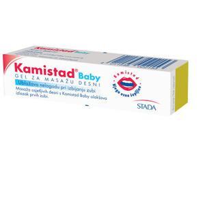Kamistad baby gel za zubiće 10 ml
