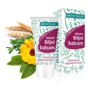 Biovitalis bogati biljni balzam 30 ml