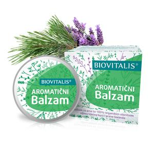 Biovitalis aromatični balzam 45 ml