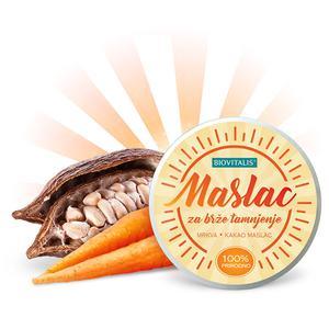 Biovitalis maslac za brže tamnjenje 150 ml