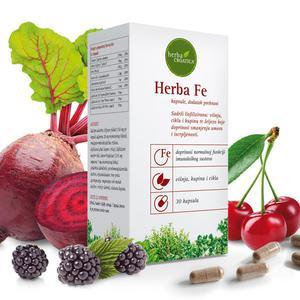 Herba Croatica herba FE 30 kapsula