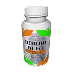Imunoalfa tablete 180 kom