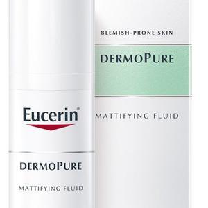 Eucerin Dermopure matirajući fluid 50 ml