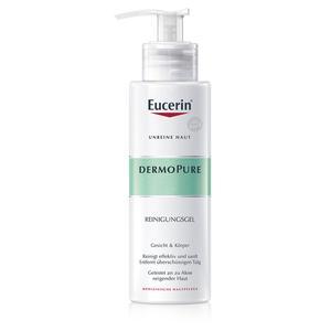 Eucerin Dermopure gel za čišćenje 400 ml