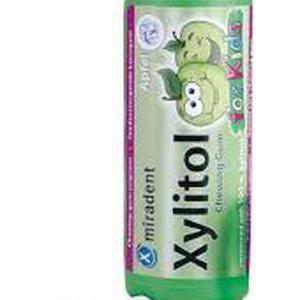 Xylitol kids žvakaća guma jabuka