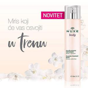 Nuxe Body mirisna vodica 100 ml