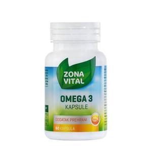 Zona vital omega 3 60 kapsula