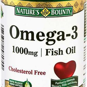 Natures bounty omega 3 1000 mg  60 kapsula