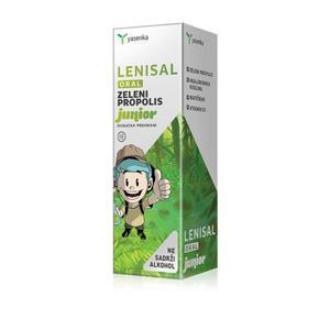 Yasenka zeleni propolis junior sprej 30 ml