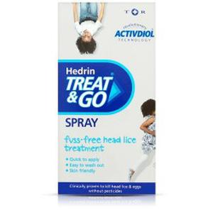 Hedrin treat and go sprej 60 ml