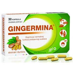 Gingermina kapsule 30 kom