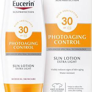 Eucerin sun photoaging control losion SPF 30  150ml