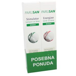 Parusan DUO šampon+losion 200 ml