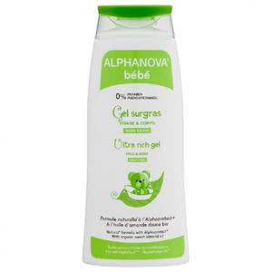 ALPHANOVA hranjivi gel za pranje 200 ml