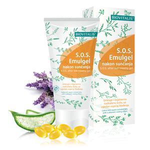Biovitalis SOS gel nakon sunčanja 150 ml