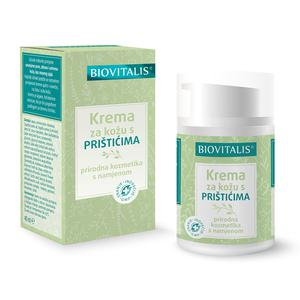Biovitalis krema za kožu s prištićima 40 ml