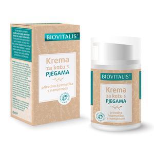 Biovitalis krema za kožu s pjegama 40 ml