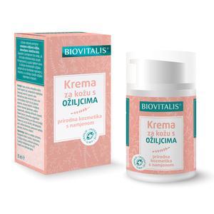 Biovitalis krema za kožu s ožiljcima 35 ml