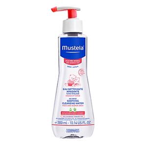 Mustela umirujuća vodica za čišćenje 300 ml